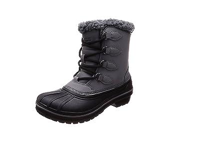 [クロックス] ブーツ オールキャスト 2.0 ウィメン 203430 Charcoal 21 cm