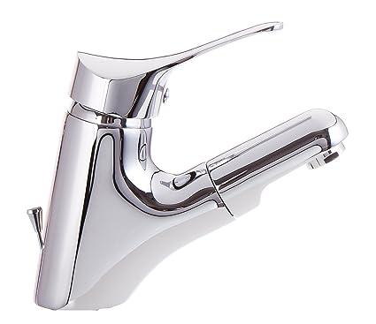 Bagno rubinetto con rimovibile doccia e miscelatore monocomando ...