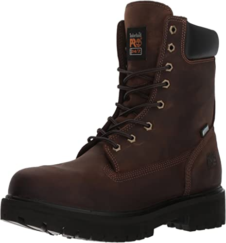 """Timberland PRO Men's Direct Attach 8"""" Work Boots"""