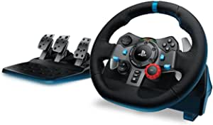 Logitech G29 Driving Force Racing Wheel for PlayStation 4
