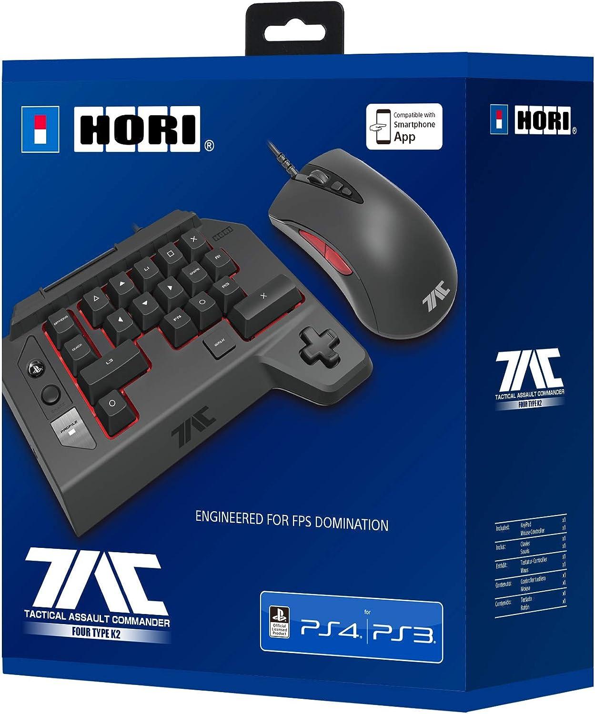 Hori - Tactical Assault Commander Four Type K2 (PS4, PS3, PC)