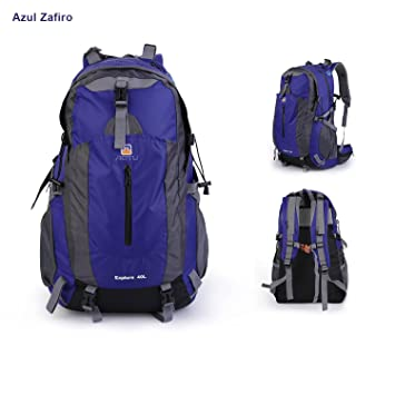 40L Large Waterproof Hiking Camping Bag Travel Backpack Outdoor Luggage
