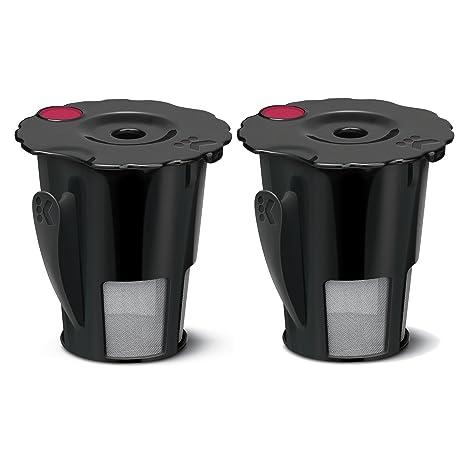 .com: keurig 2.0 my k-cup reusable coffee filter, set of 2 ...