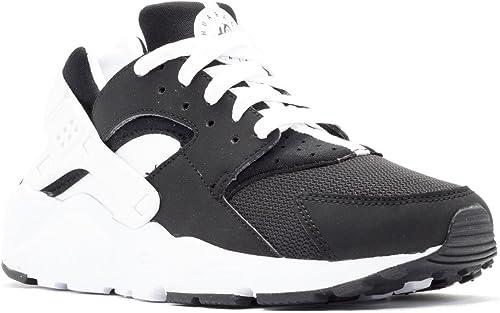 NIKE Huarache Run Boys Shoes Black