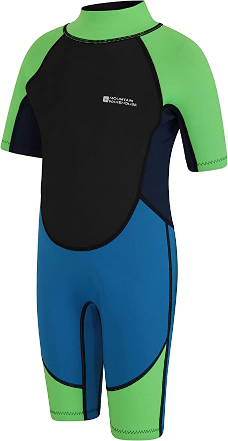 Mountain Warehouse Shorty Junior Wetsuit: Amazon.es: Ropa y accesorios