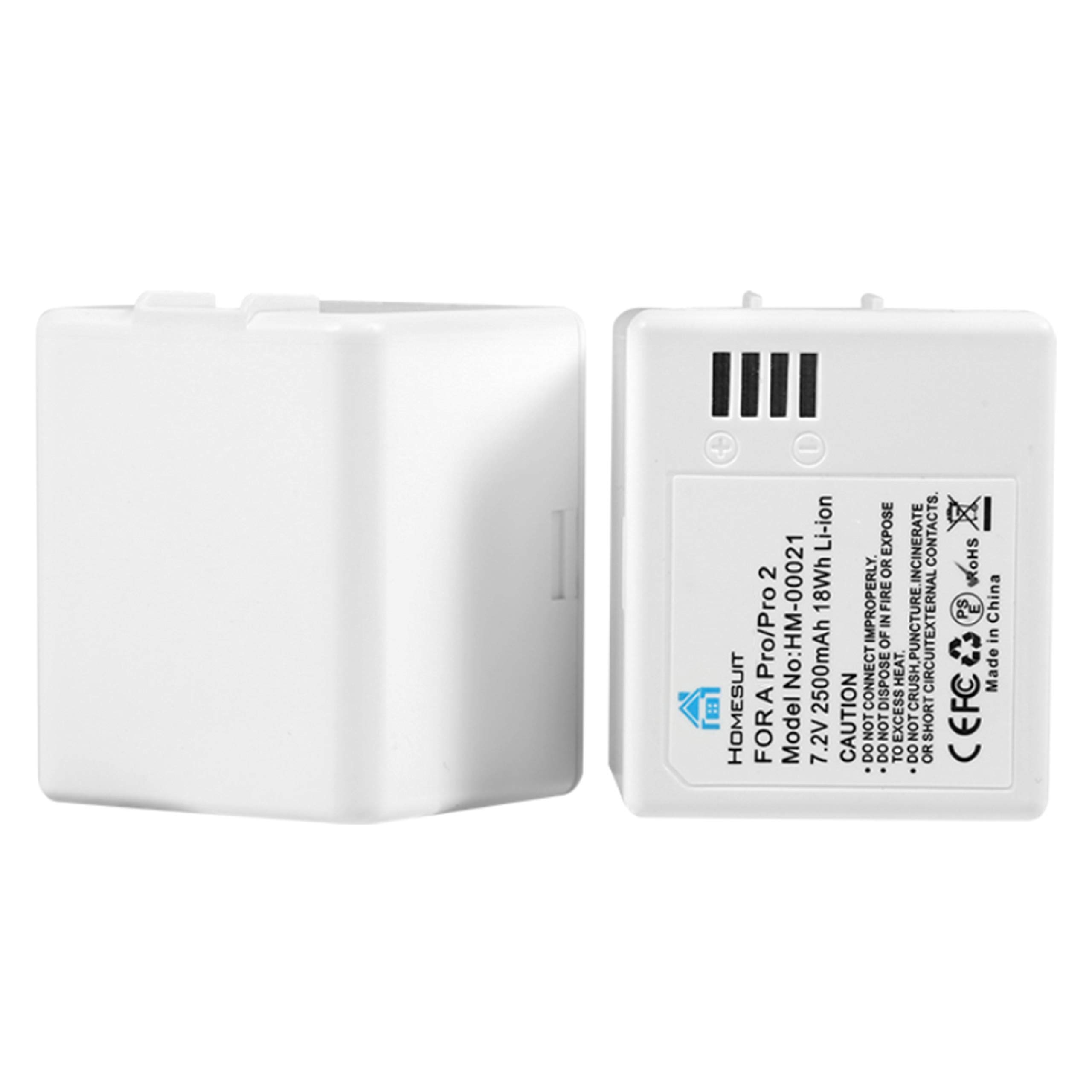 Fireproof Material Adapter with 1.2M Long Cable MP2615GQ MPS Chip Arlo Go Compatible with Arlo Pro Arlo Batteries Charger Station Arlo Security Light Arlo Pro 2