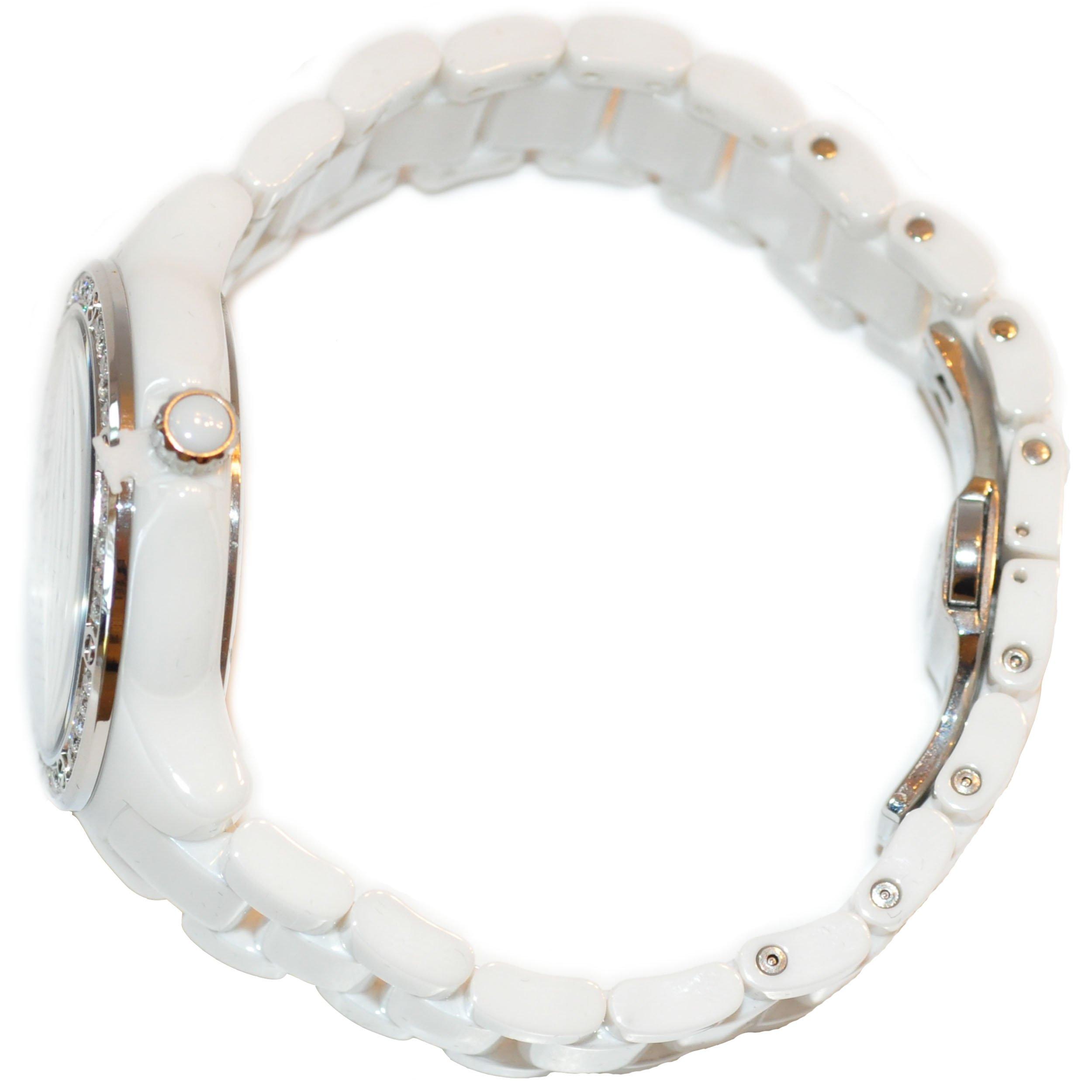 Ed Hardy Dreamer Love Kills Slowly Swarovski Crystal/ceramic Watch, Dm-lk by Ed Hardy (Image #1)