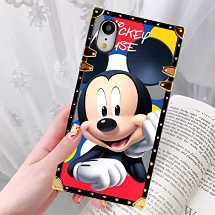 Amazon.com: Disney Collection - Carcasa para iPhone XR (6,1 ...