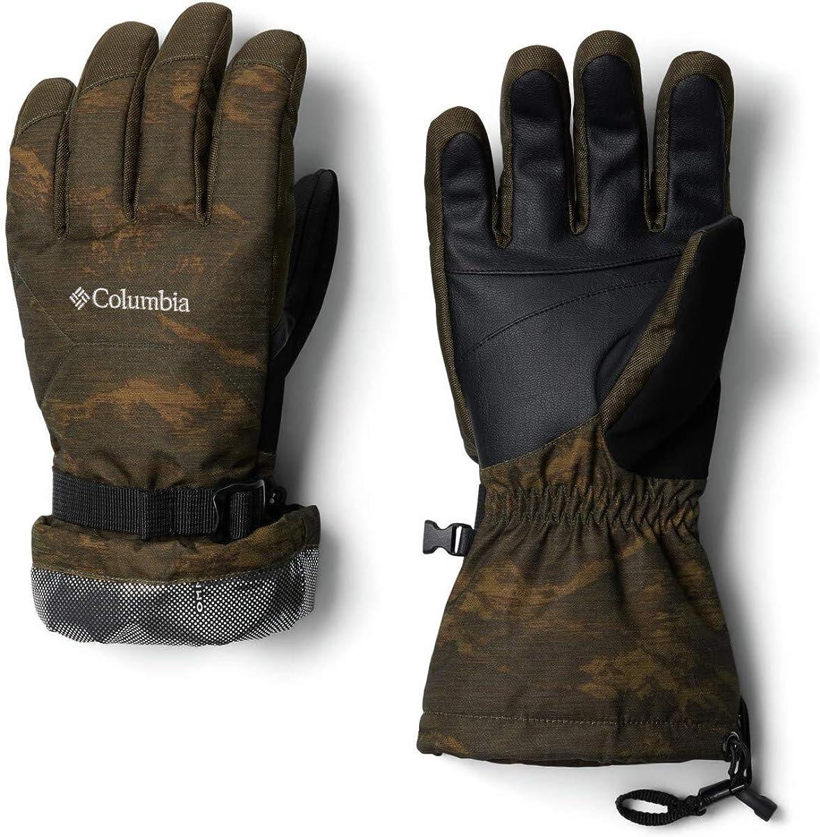 Columbia mens M Whirlibird Glove