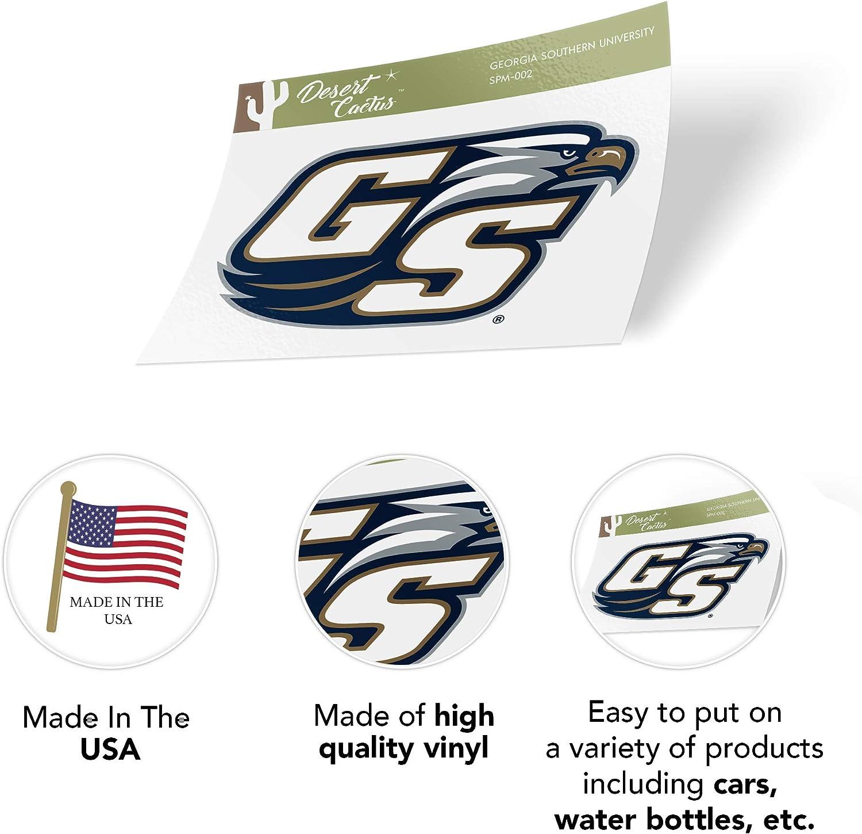 Georgia Southern University GSU Eagles NCAA Vinyl Decal Laptop Water Bottle Car Scrapbook Sticker - SPM-002