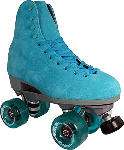 Sure-Grip Boardwalk Blue Outdoor Roller Skate