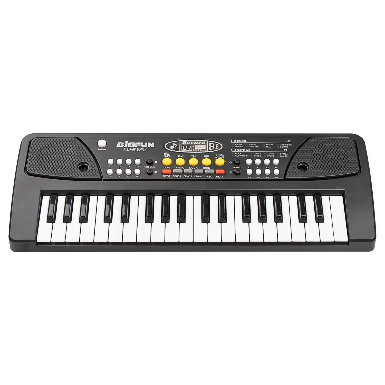 b13bedeac Amazon.com  SAOCOOL Keyboard Piano for Kids