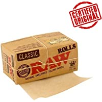 OutonTrip RAW 3m Rolling Paper (King Size, Brown)