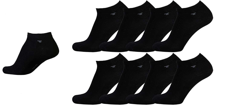 Tom Tailor Socken Unisex Erwachsene Sneakersocke 6 Paar Sneaker