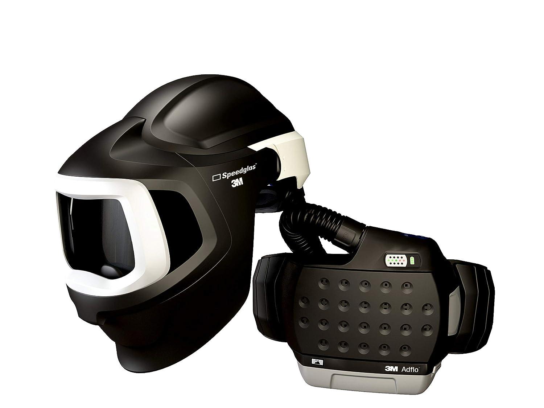 Image of Welding Helmets 3M Adflo PAPR with 3M Speedglas Welding Helmet 9100 MP, 37-1101- 00SWHA, High Alt,Li Ion Batt,Hardhat, No ADF, 1 ea/Case