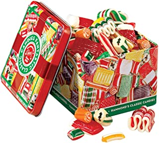 product image for Old Fashioned Christmas Holiday Classics Mix Hard Candy in Decorative Tin - 16 oz.