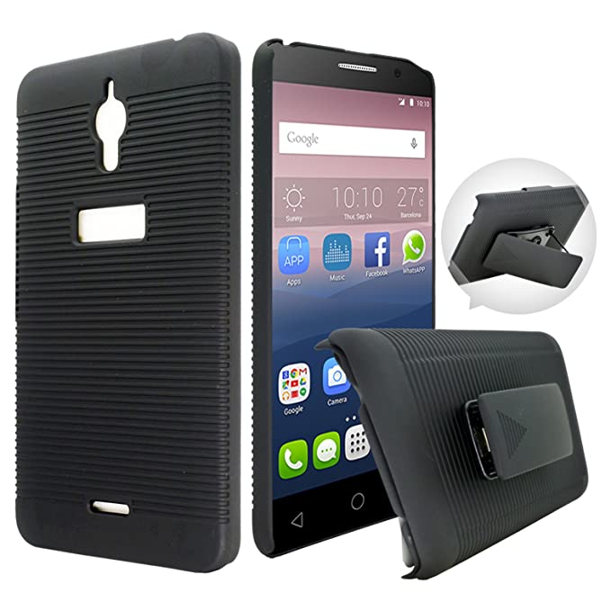 Amazon.com: Funda para Alcatel PIXI 4 de 6,0 pulgadas (3G ...