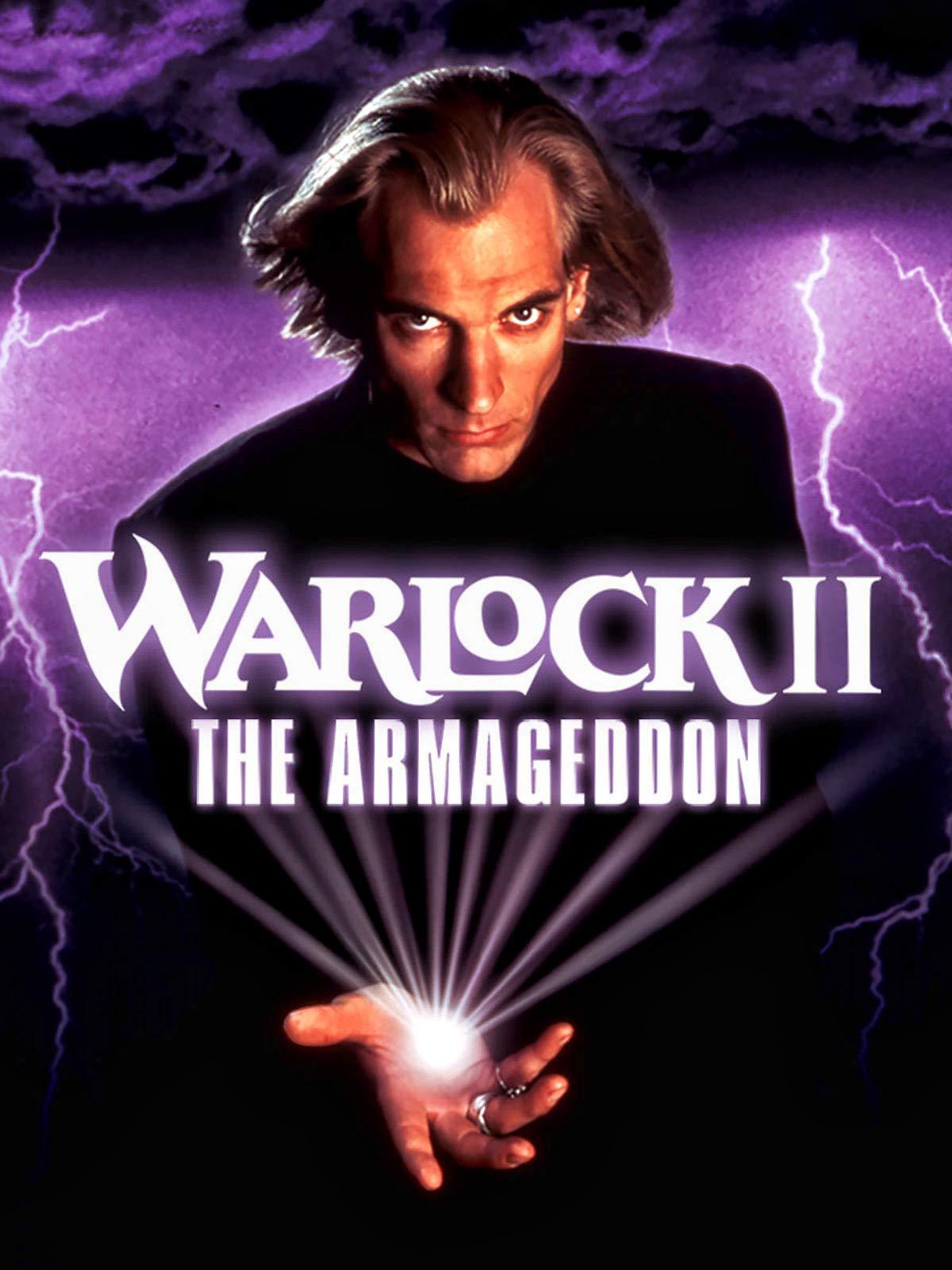Warlock II: The Armageddon on Amazon Prime Instant Video UK