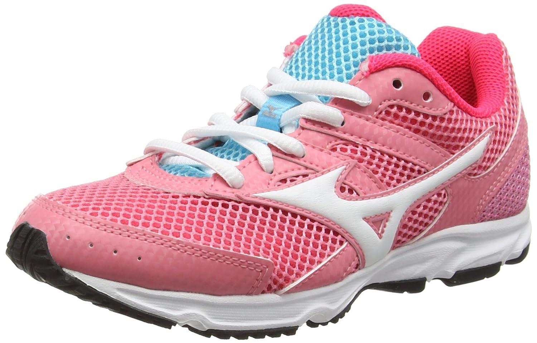 a315daf21e0cad Mizuno Mizuno Spark Jr, Chaussures de Running Compétition mixte enfant -  Rose - Pink (Strawberry Pink/White/Capri), 38.5: Amazon.fr: Chaussures et  Sacs