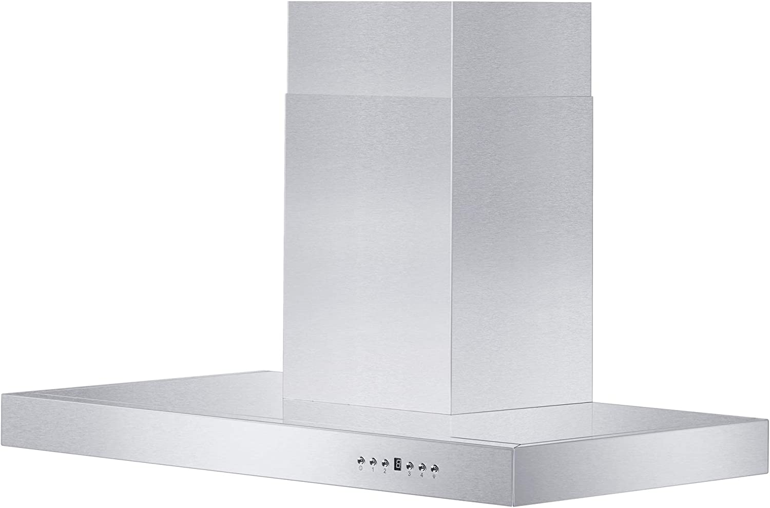 ZLINE 36 in. 400 CFM Wall Mount Range Hood in Stainless Steel (KE-36)