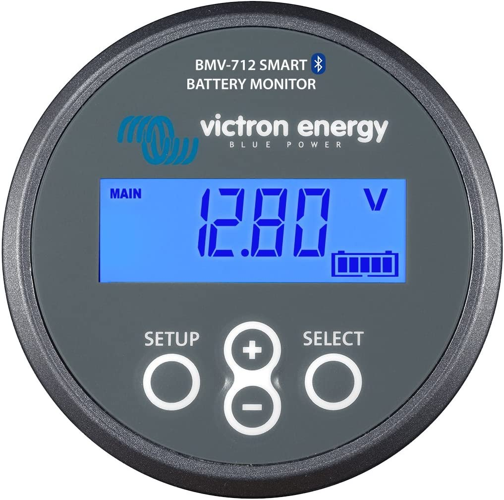 Victron BMV-712 RV Battery Monitor