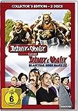 Asterix & Obelix gegen Cäsar / Asterix & Obelix - Im Auftrag Ihrer Majestät [Collector's Edition] [2 DVDs]