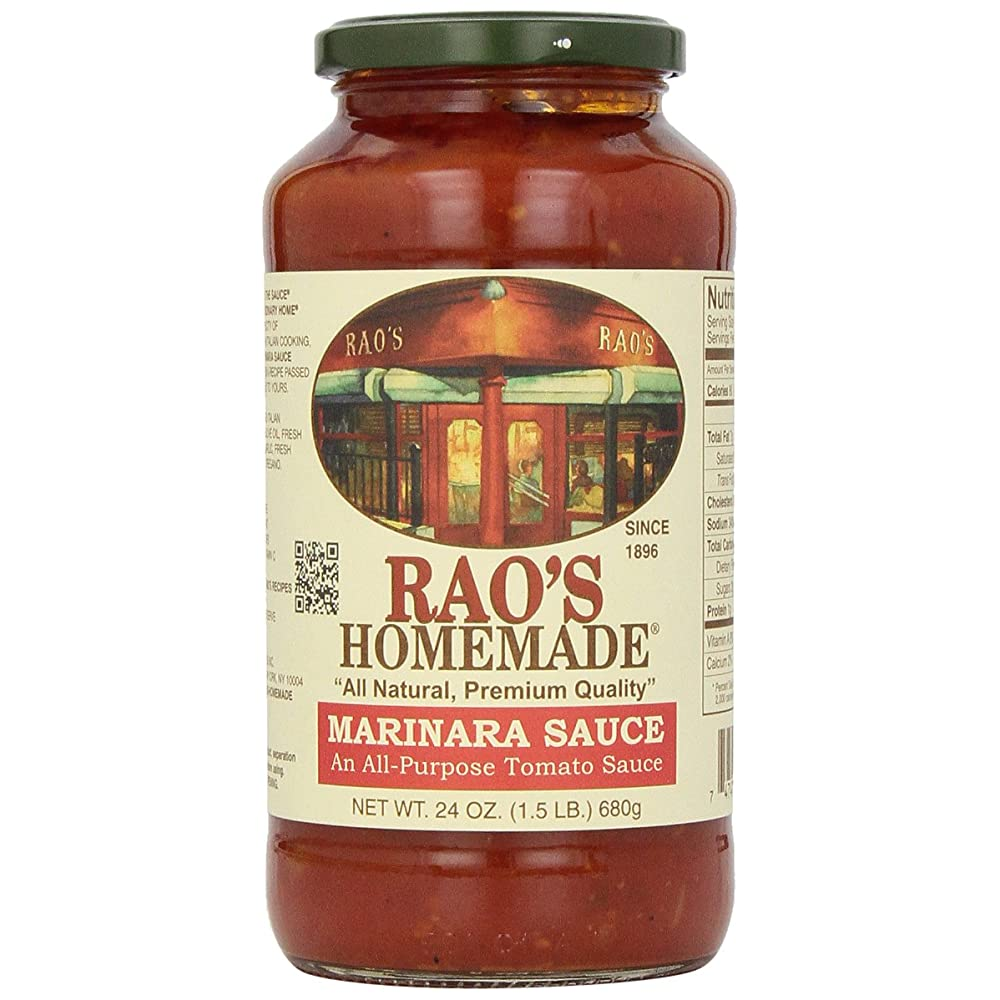 Raos Marinara Sauce Review