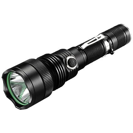 Soonfire V06 Cree Xm L2 U2 Led Telecharger Lampe Torche Debit