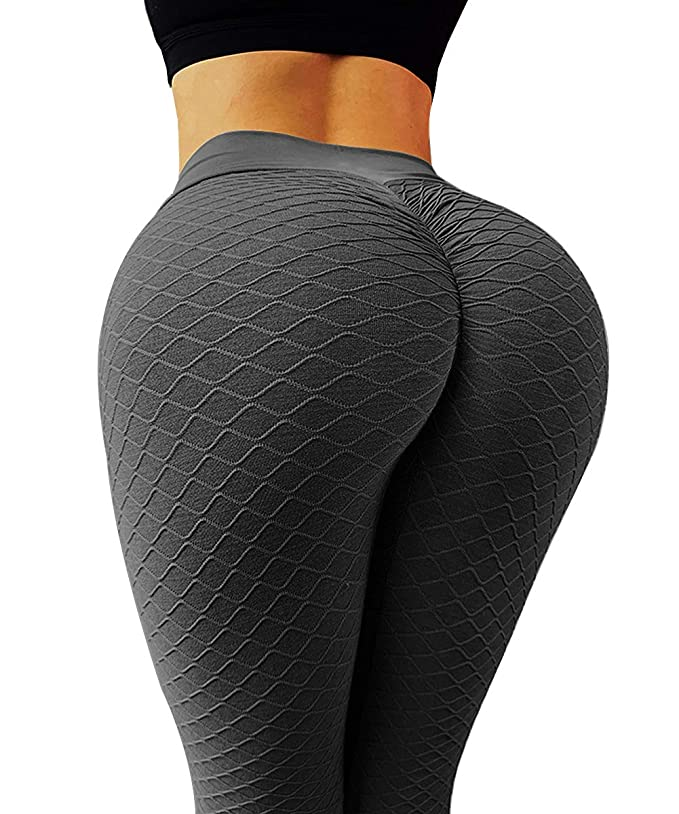 GILLYA Ruched Butt Shorts Scrunch Butt Yoga Pants Shorts for Women High Waisted Booty Lift Ruched Booty Short Leggings