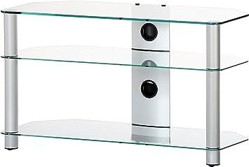 Elbe Neo-390-C-SLV Mueble soporte para televisión, pantallas TV ...