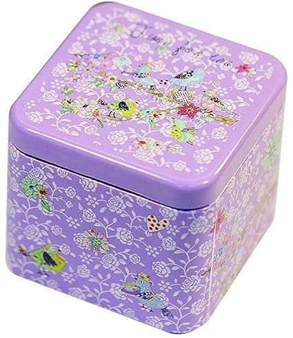 Joyería Caja De Regalo Para Las Niñas Viajes Joyería Caja Pendiente Joyero