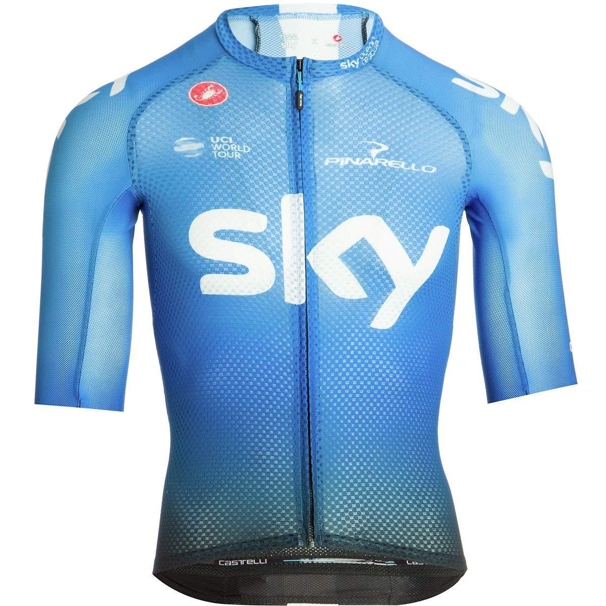 Amazon.com: Castelli Team Sky Climber 3.0 - Camiseta con ...