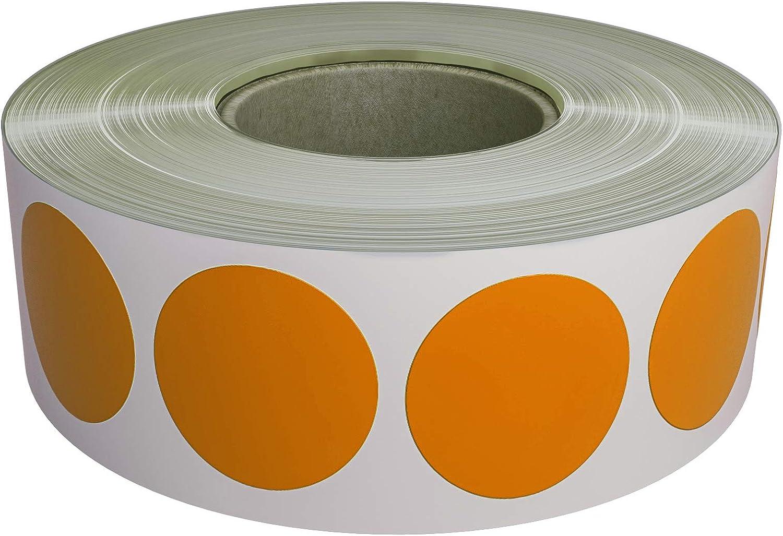 Runde Sticker ~ 19mm in verschiedenen Farben Gr/ö/ße 1,9cm Durchmesser Klebepunkte von Royal Green Bunt, 720