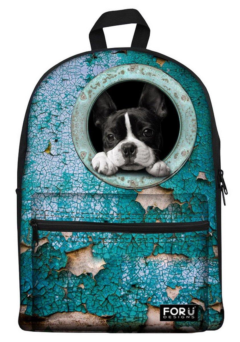 Lilimay 3D Animale Animale Animale Zainetti Zaino Sacchetto borsa Sacchetti da viaggio Scuola escursionismo Viaggi animali Galassia Canvas per ragazze dei ragazzi bambini Unisex, 29x17.5x39cm(LWH) | Up-to-date Stile  | Vendite Online  | all'ingrosso  | Il Più Economic 284306