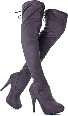 thigh high boots on sale
