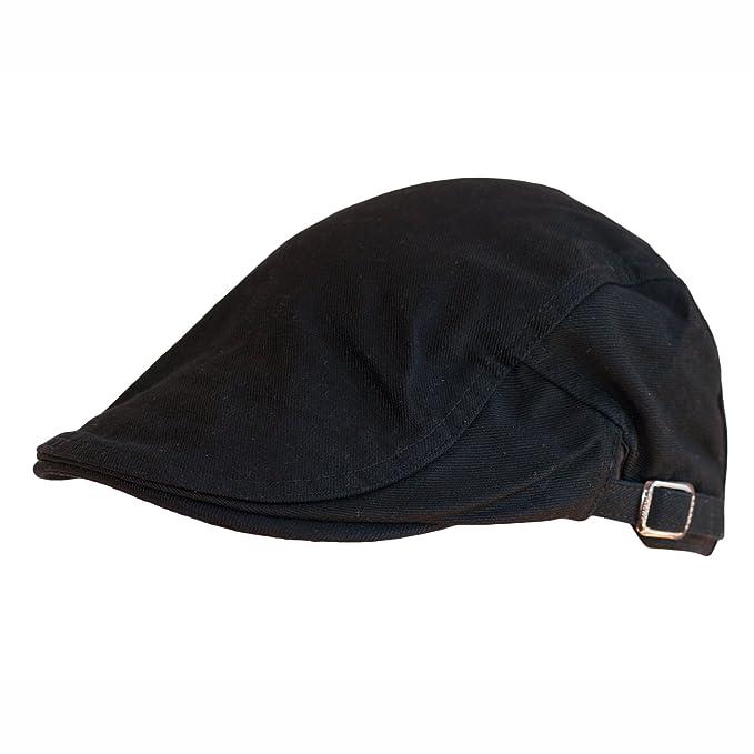 Dazoriginal Sombrero Plano Hombre Gorra Mujer Boina Hombre Gatsby Ivygorra  Beret  Amazon.es  Ropa y accesorios 08b917b758a