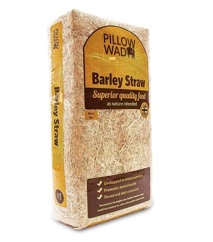 pack of 3 x 3.6kg Large Pillow Wad Woodshavings 10.8 Kg