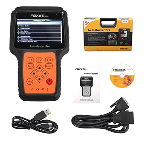 Features Foxwell NT624 obd2 scanner