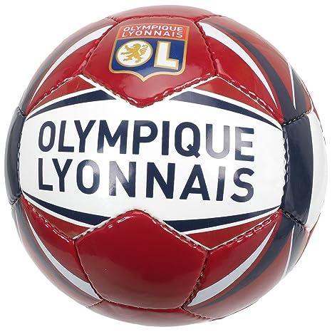Ol boutique-Lyon ballonrouge t5-Balón de fútbol, Francia, talla ...