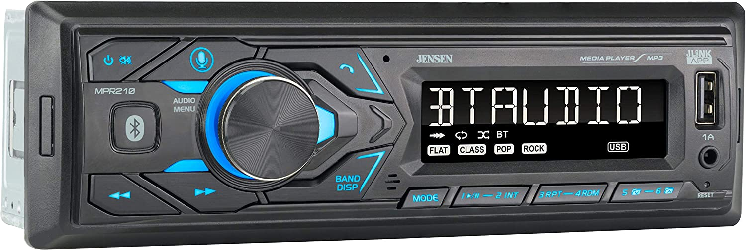 best bluetooth car stereo under 100