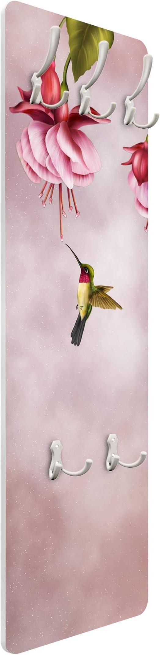 Appendiabiti /Hummingbird 139/x 46/x 2/cm,/ Appendiabiti da Parete attaccapanni /Appendiabiti Apalis Appendiabiti/ Appendiabiti Appendiabiti da Parete