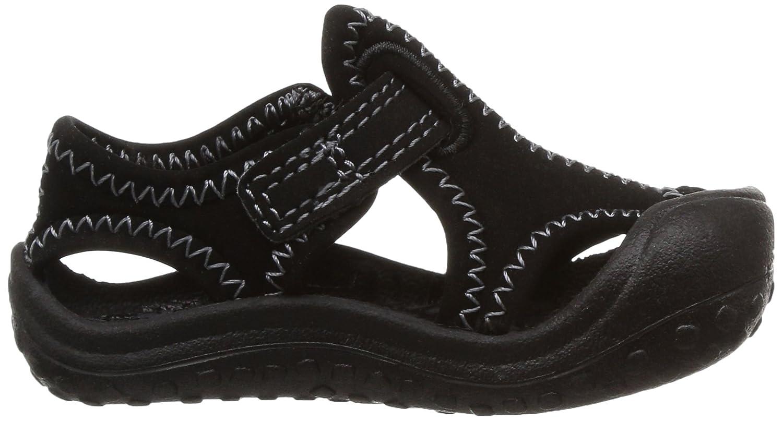 td Protect Sandales black Nike Garçon Fermé Sunray Noir Bout wSZWqHE