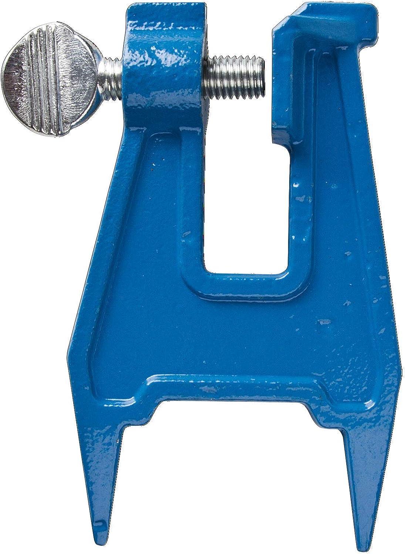 PFERD 18301038 - Caballete de liar para fijar de forma segura el riel de guía al afilar la cadena de sierra, flexible en el lugar de uso