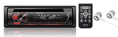 Pioneer Single Din Car Stereo
