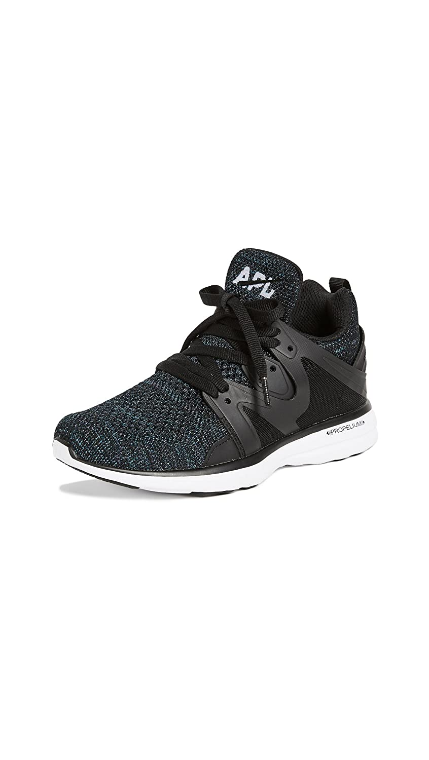APL: Athletic Propulsion Labs Women's Ascend Sneakers B075FX5JKJ 9.5 B(M) US|Black/Iridescent