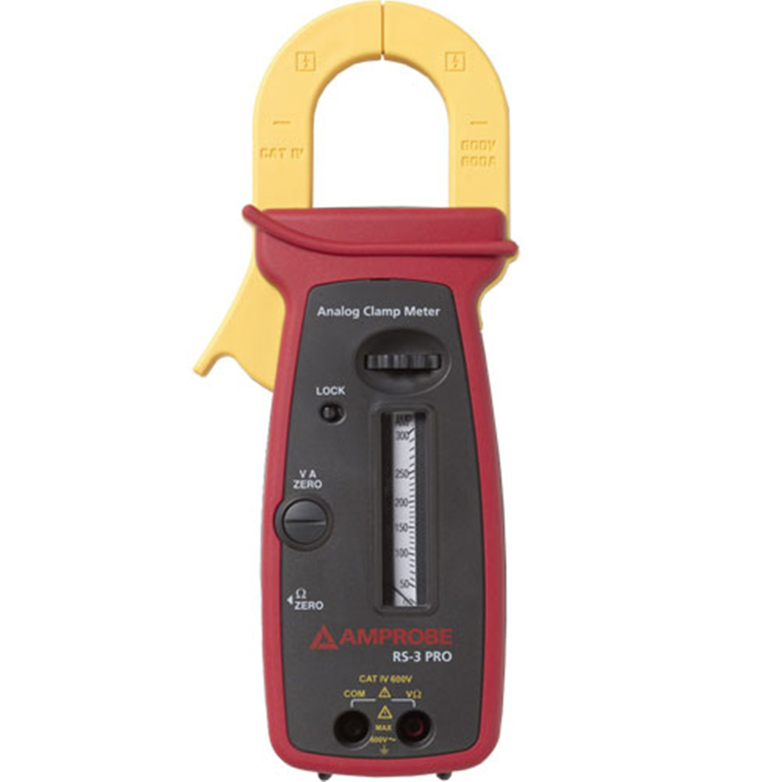 Amprobe - 3467465 RS-3 PRO CAT IV 300A Analog Clamp Meter