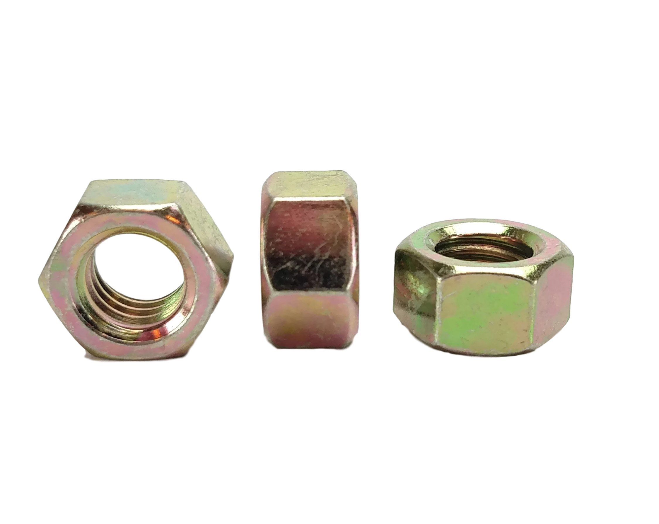 3/8-16 USS Hex Head Nuts, Grade 8(More Selections in Listing) Hardened Nut (3/8-16 Hex Nuts (50pcs))