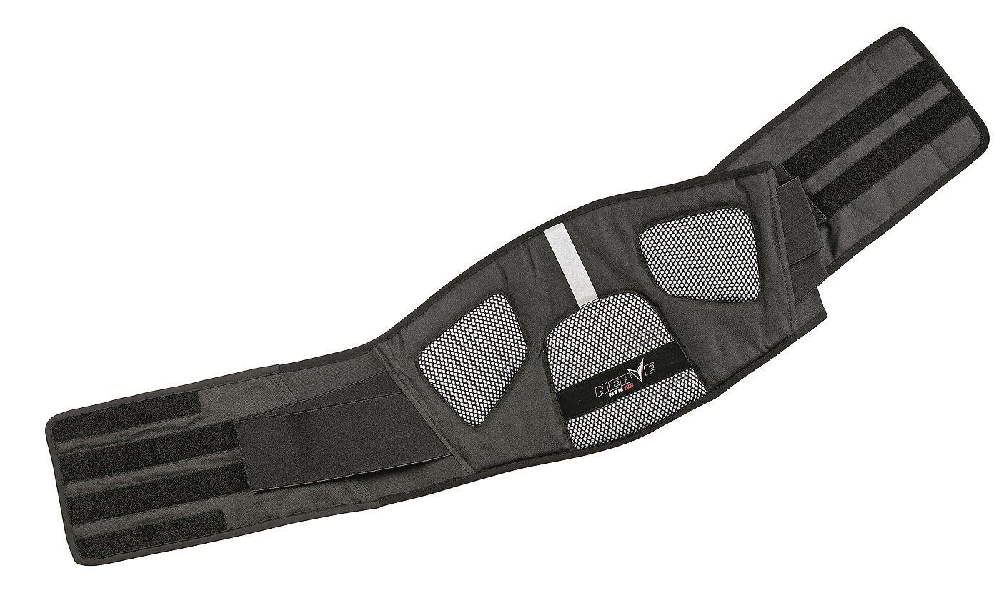 Nerve Dynamic Cinturó n de Soporte Lumbar para Moto, Negro, S KangQi 1514050404_02