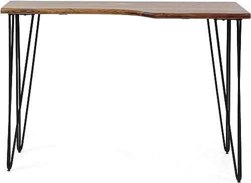 Christopher Knight Home Cuthbert Computer Desk - a good cheap modern office desk