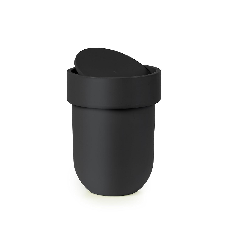 umbra TOUCH CAN(タッチカン) ブラック 2023269-040 B00HY8H5KEブラック